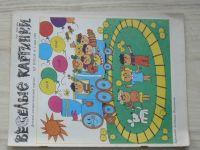 Veselé obrázky - Веселые картинки  - Květen/1989