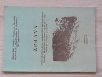 Zpráva o výsledcích chovu a lovu spárkaté zvěře v honitbách okr. Prostějov, VLS Plumlov... 1996