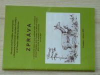 Zpráva o výsledcích chovu a lovu spárkaté zvěře v honitbách okr. Prostějov, VLS Plumlov... 2002