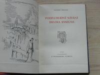 Čestmír Jeřábek - Podivuhodný návrat bratra Anselma (1948)