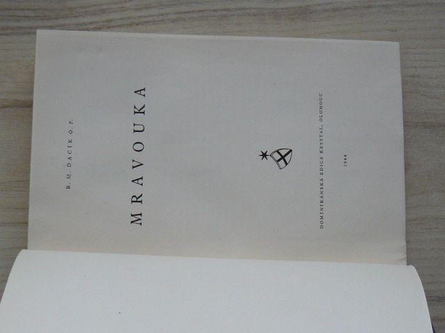 Dacík - Mravouka (1946)