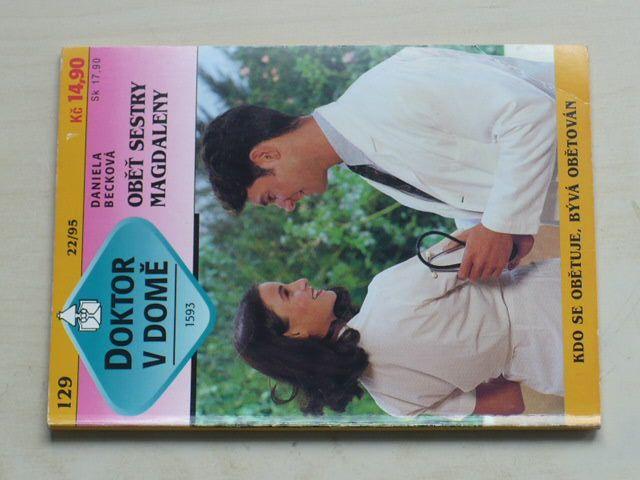 Doktor v domě 129 - Becková - Oběť sestry Magdaleny (1995)