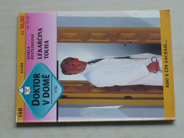 Doktor v domě 148 - Reutlingová - Lékařčina touha (1995)