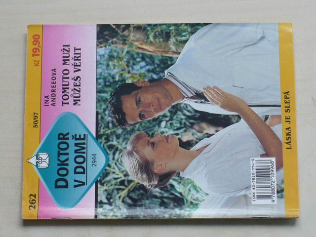 Doktor v domě 262 - Andreeová - Tomuto muži můžeš věřit (1997)