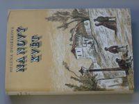 Dvořáková Prapory nad městem (1954) 3 knihy