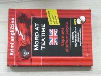 Krimi angličtina - Mord at Teatime - 4 krimi příběhy pro mírně pokročilé (2011) + CD