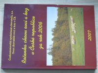 Ročenka chovu ovcí a koz v České republice za rok 2006 (2007)