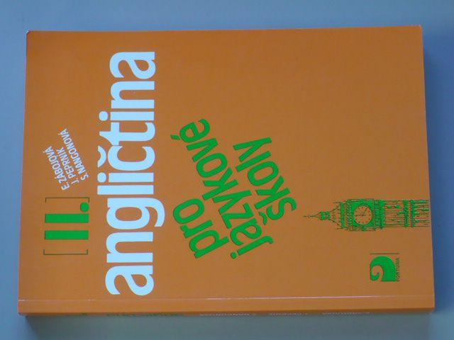Zábojová, Peprník, Nangonová - Angličtina pro jazykové školy II. (2004)