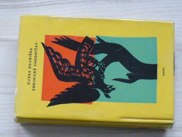Zuzka Zguriška - Zbojnícké chodníčky (1961)