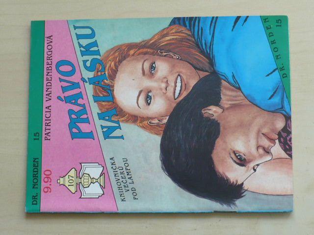 Dr. Norden 15 - Vandenbergová - Právo na lásku (1992)