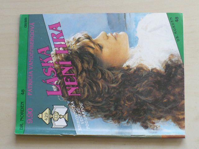 Dr. Norden 48 - Vandenbergová - Láska není hra (1993)