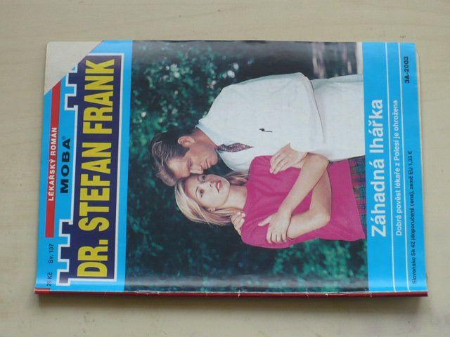 Dr. Stefan Frank sv. 137 - Záhadná lhářka (2003)