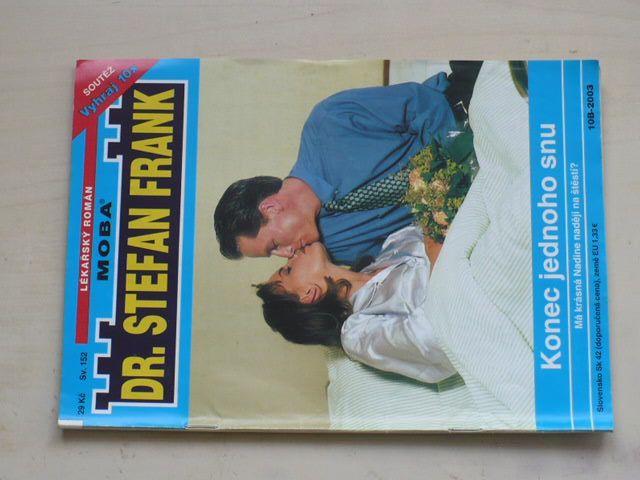 Dr. Stefan Frank sv. 152 - Konec jednoho snu (2003)