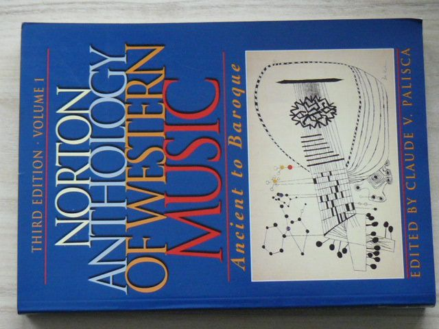 ed. Palisca - Vol. 1 - Norton Anthology of Western Music - Ancient to Baroque (1996)