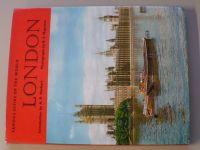 Famous cities of the world  - London (1959) anglicky, německy, francouzsky