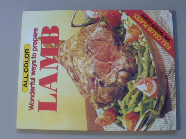 Lamb - Wonderful ways to prepare (1984) anglicky