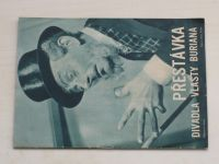 Přestávka divadla Vlasty Buriana č. 3 (1940)
