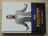 Suve - Premena (2015) Mením seba - mením svet, slovensky CD příloha