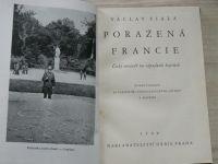 Václav Fiala - Poražená Francie - Český novinář na západních bojištích (1940)