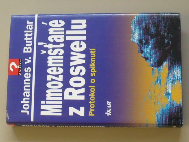 Buttlar - Mimozemšťané z Roswellu (1997)