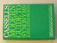 Cassell´s Modern guide to synonyms & related words (1971) anglicky