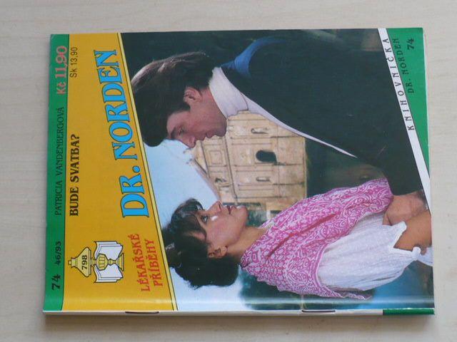 Dr. Norden - Lékařské příběhy 74 - Vandenbergová - Bude svatba? (1993)