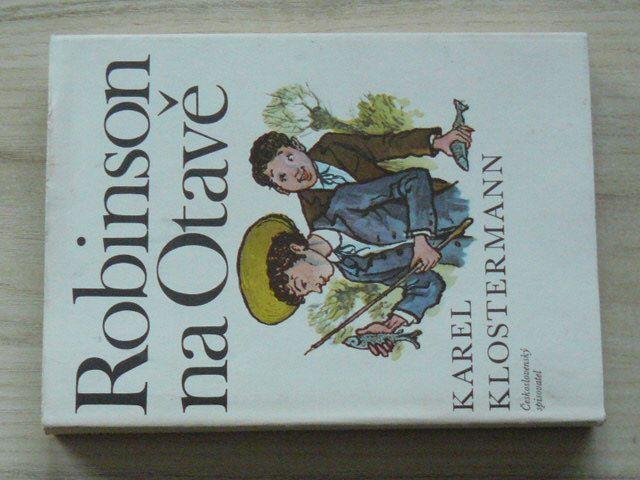 Klostermann - Robinson na Otavě (1973)