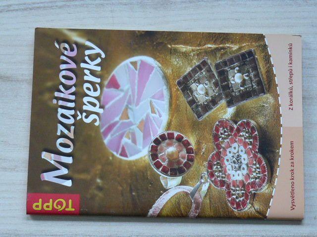 Mozaikové šperky - TOPP 2005 (příloha - předlohy)