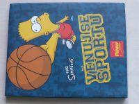 The Simpsons - Věnuj se sportu (2012) sběratelské album (nekompletní)