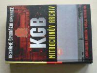 Andrew, Mitrochin - Neznámé špionážní operace KGB - Mitrochinův archiv (2001)