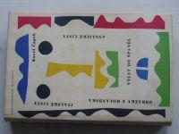 Čapek - Italské listy, Anglické listy, Výlet do Španěl, Obrázky z Holandska (1960)