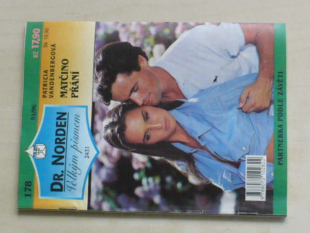 Dr. Norden 178 - Vandenbergová - Matčino přání (1996)