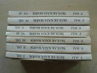 Háj - Školák Kája Mařík I-VII. díl (1990, 1991) 7 knih