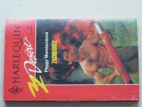 Harlequin Desire 61 - Morelandová - Zachránce (1993)