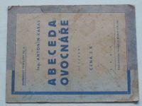 Marešovy příručky sv. 4 - Karas - Abeceda ovocnáře (1944)