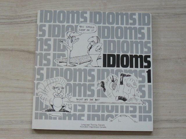 McLay - Idioms 1. (1990) anglicky