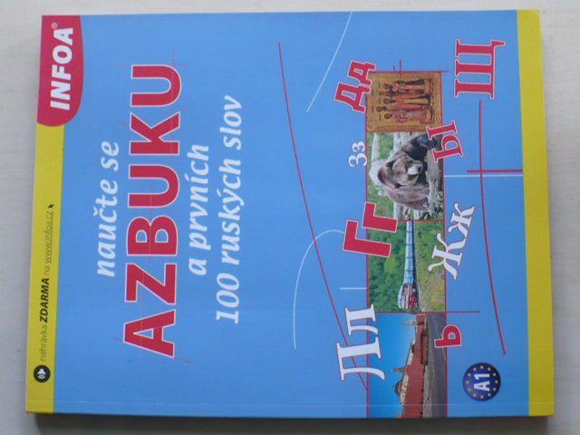 Naučte se azbuku a prvních 100 ruských slov (1999)