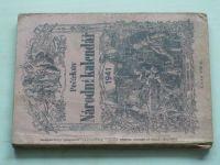 Pečírkův Národní kalendář (1941) ročník LXXXIV.