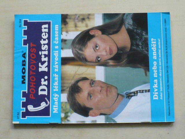 Pohotovost Dr. Kristen sv. 034 - Dívka nebo anděl? (2001)