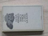 Seneca - Výbor z listů Luciliovi (1969) Antická knihovna 9