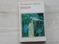 The Observer´s Book of BIRDS (London 1972) Ptáci, anglicky