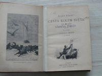 Verne - Cesta kolem světa za osmdesát dní (Vilímek, II. vydání)