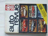 Auto revue - Malý katalog evropských automobilů 1973