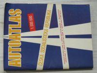 Autoatlas 1 : 200 000 Česká socialistická republika (1989)