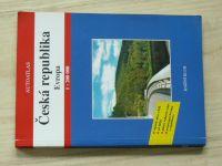 Autoatlas Česká republika 1 : 200 000 + Evropa 1 : 3 500 000  (2000) mapy + rejstřík