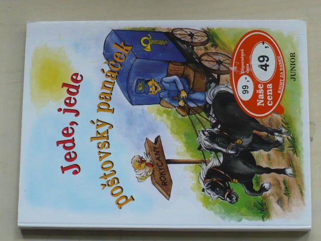 Jede, jede poštovský panáček (2006)