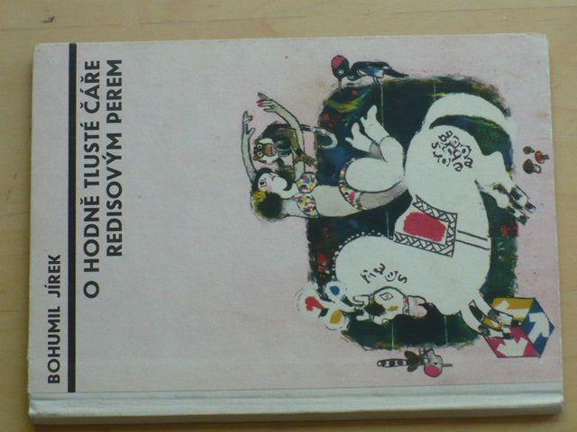 Jírek - O hodně tlusté čáře redisovým perem tři (1967)