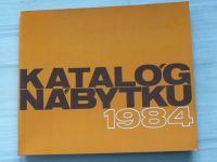 Katalóg nábytku 1984  (1984) slovensky