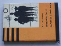 KOD 62 - Někrasov - Dobrodružství kapitána Žvanilkina (1962)