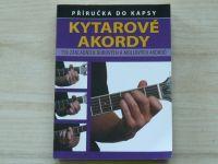 Příručka do kapsy - Kytarové akordy - 150 základních durových a molových akordů (2008)